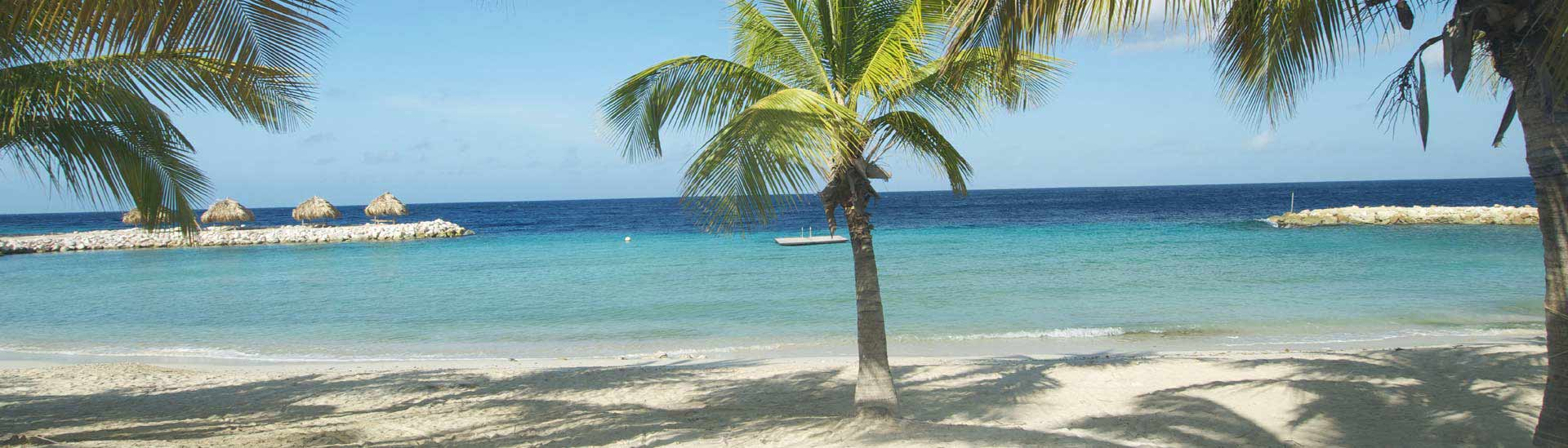 Stay in one of Sunny Curacao's lodges and explore the island and enjoy all activities on Curacao.